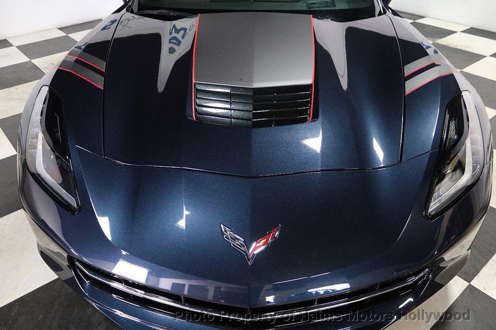 2014 Chevrolet Corvette Stingray 2dr Convertible w/3LT - 17933779 - 10