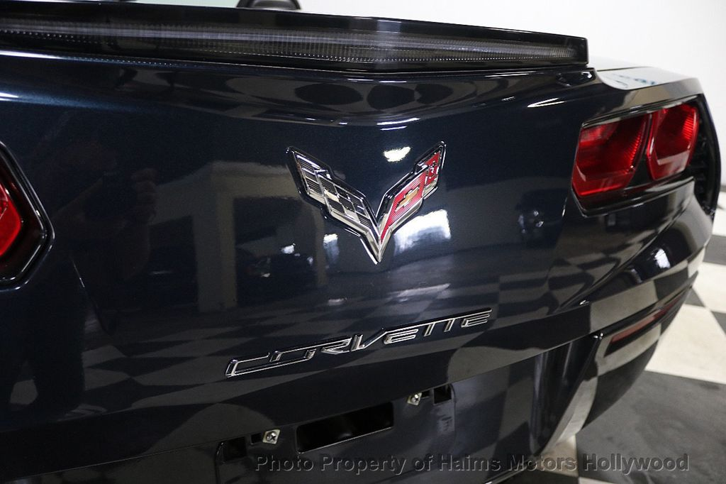 2014 Chevrolet Corvette Stingray 2dr Convertible w/3LT - 17933779 - 11