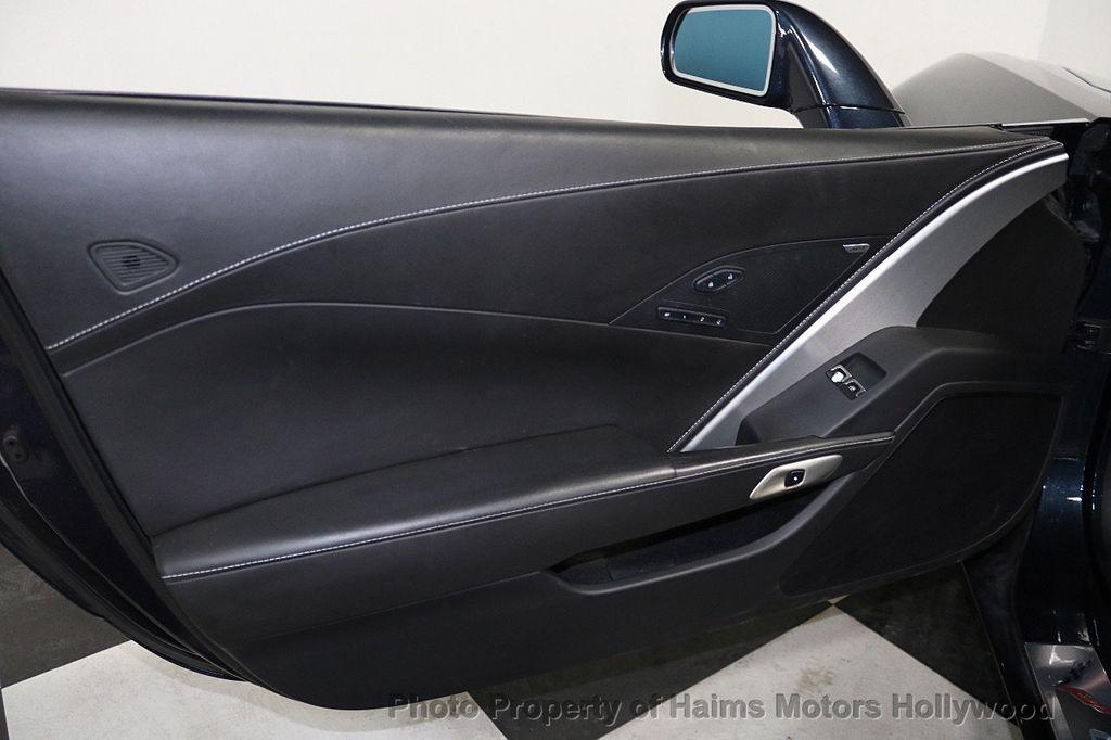 2014 Chevrolet Corvette Stingray 2dr Convertible w/3LT - 17933779 - 13
