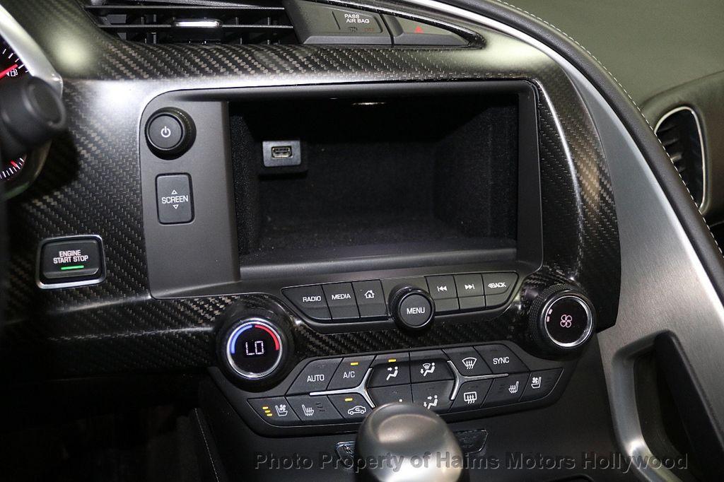 2014 Chevrolet Corvette Stingray 2dr Convertible w/3LT - 17933779 - 20
