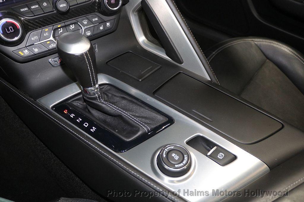 2014 Chevrolet Corvette Stingray 2dr Convertible w/3LT - 17933779 - 22