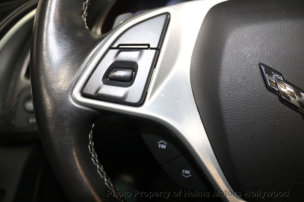2014 Chevrolet Corvette Stingray 2dr Convertible w/3LT - 17933779 - 25