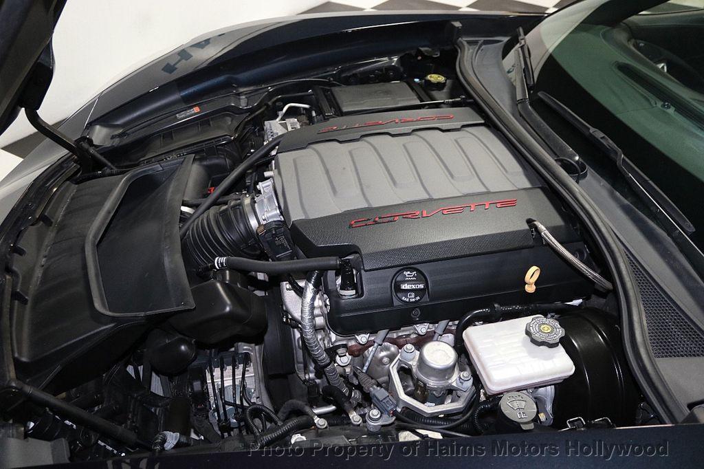 2014 Chevrolet Corvette Stingray 2dr Convertible w/3LT - 17933779 - 34
