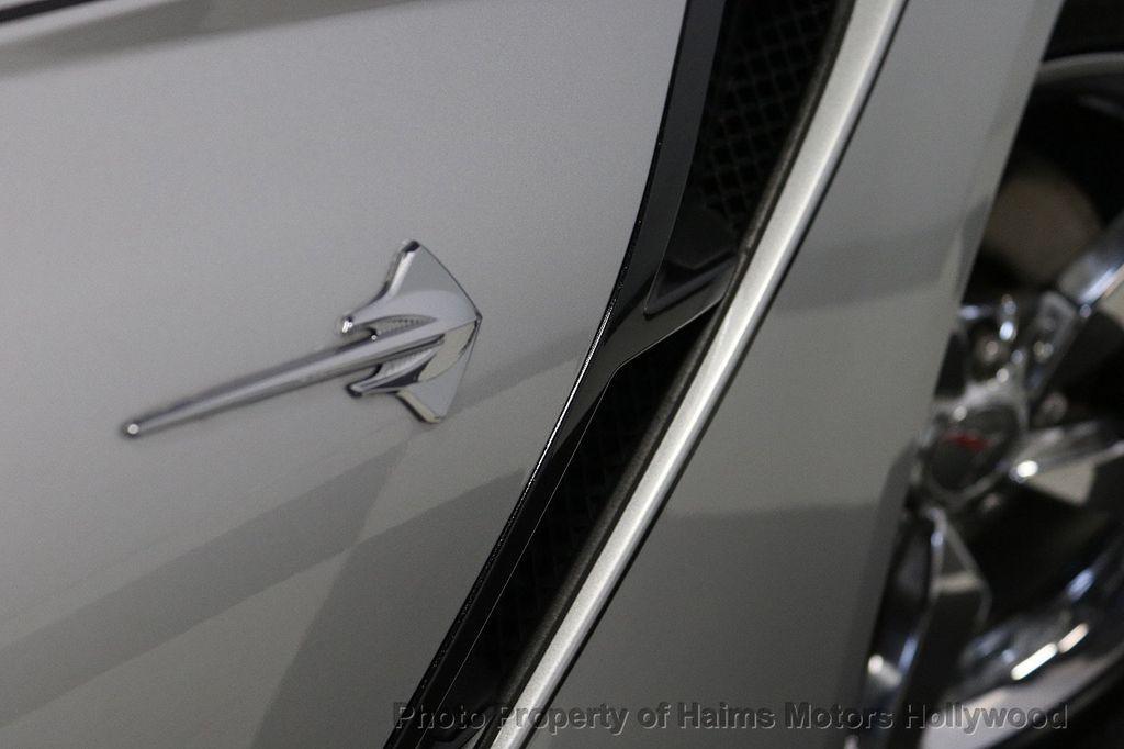 2014 Chevrolet Corvette Stingray 2dr Convertible w/3LT - 18699398 - 10