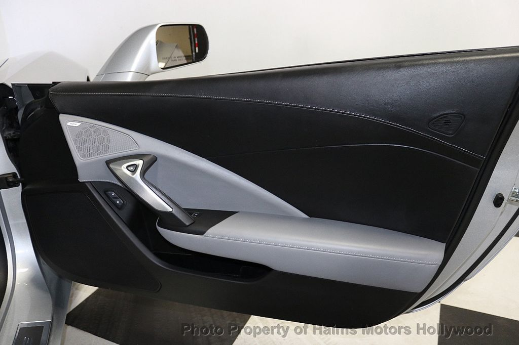 2014 Chevrolet Corvette Stingray 2dr Convertible w/3LT - 18699398 - 13
