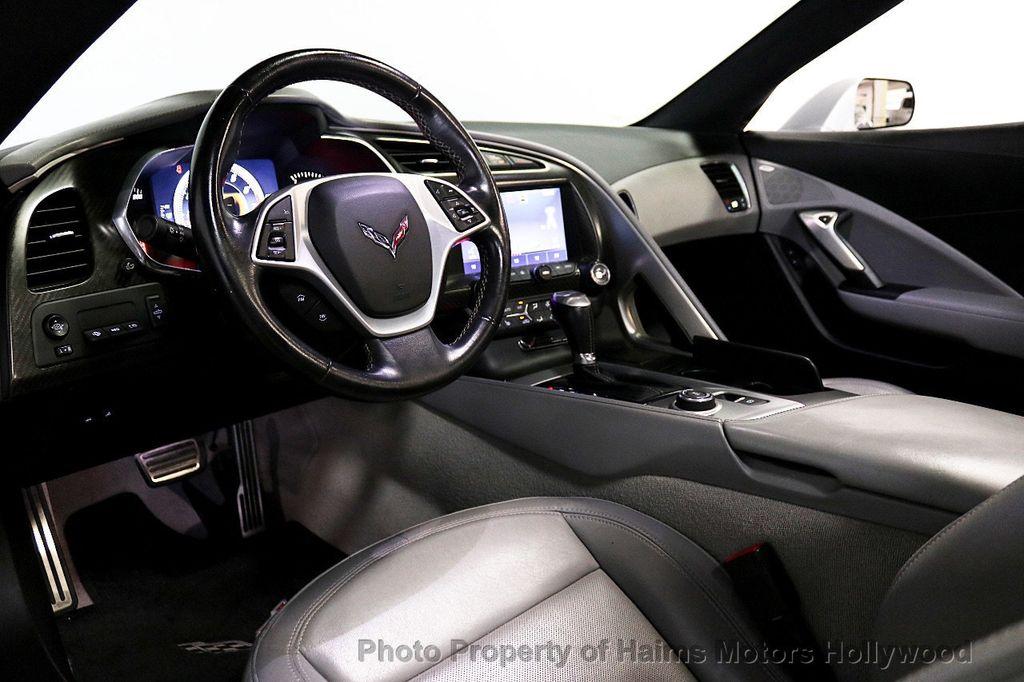 2014 Chevrolet Corvette Stingray 2dr Convertible w/3LT - 18699398 - 16