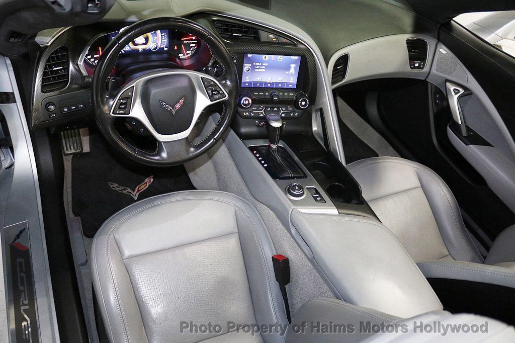 2014 Chevrolet Corvette Stingray 2dr Convertible w/3LT - 18699398 - 17
