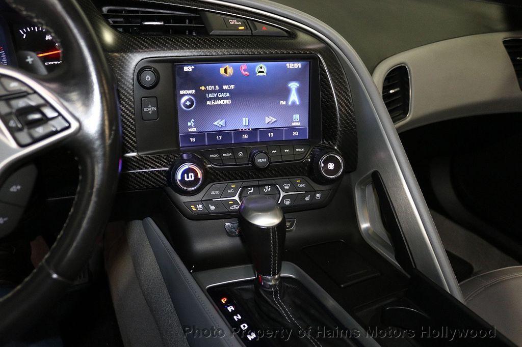 2014 Chevrolet Corvette Stingray 2dr Convertible w/3LT - 18699398 - 18