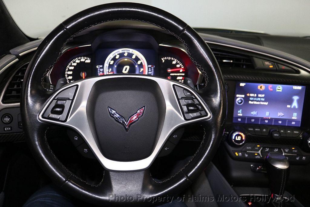 2014 Chevrolet Corvette Stingray 2dr Convertible w/3LT - 18699398 - 26
