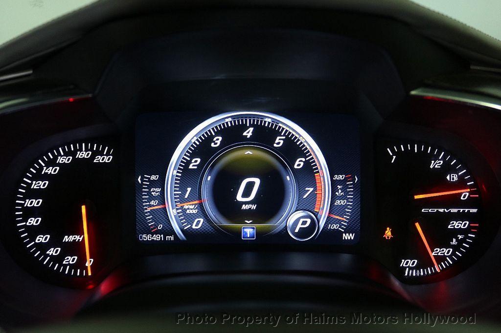 2014 Chevrolet Corvette Stingray 2dr Convertible w/3LT - 18699398 - 27