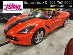 2014 Chevrolet Corvette Stingray - 1G1YE3D73E5113411