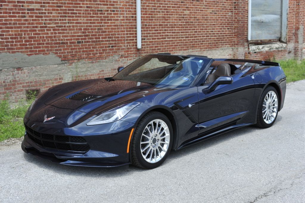 Chevrolet Corvette Stingray >> 2014 Used Chevrolet Corvette Stingray 2dr Convertible W 3lt At Webe Autos Serving Long Island Ny Iid 19219728