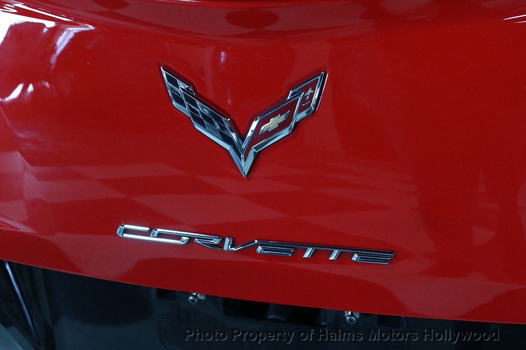 2014 Chevrolet Corvette Stingray 2dr Z51 Convertible w/2LT - 18098750 - 10