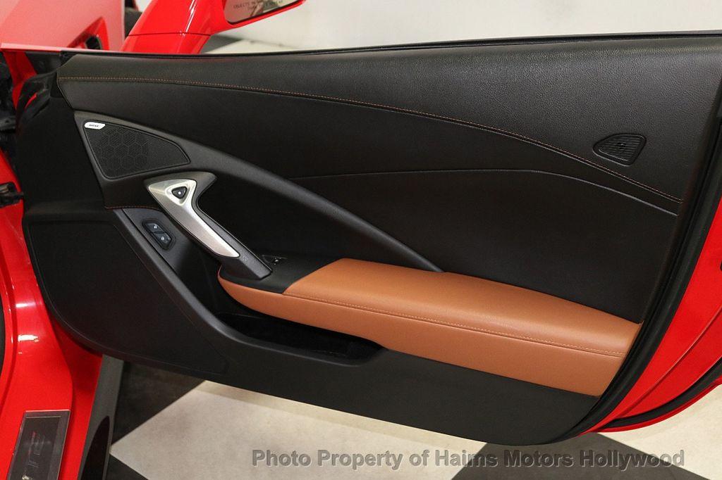 2014 Chevrolet Corvette Stingray 2dr Z51 Convertible w/2LT - 18098750 - 13