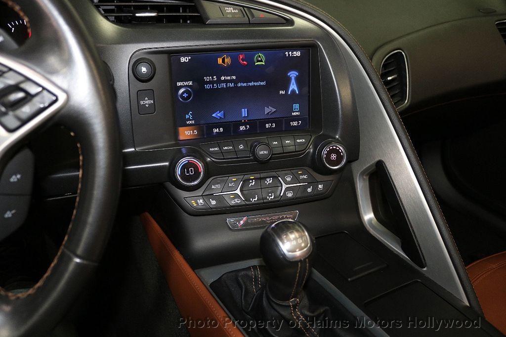 2014 Chevrolet Corvette Stingray 2dr Z51 Convertible w/2LT - 18098750 - 17