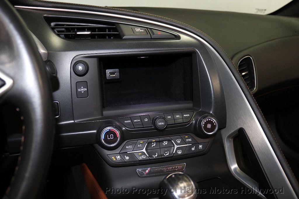 2014 Chevrolet Corvette Stingray 2dr Z51 Convertible w/2LT - 18098750 - 18