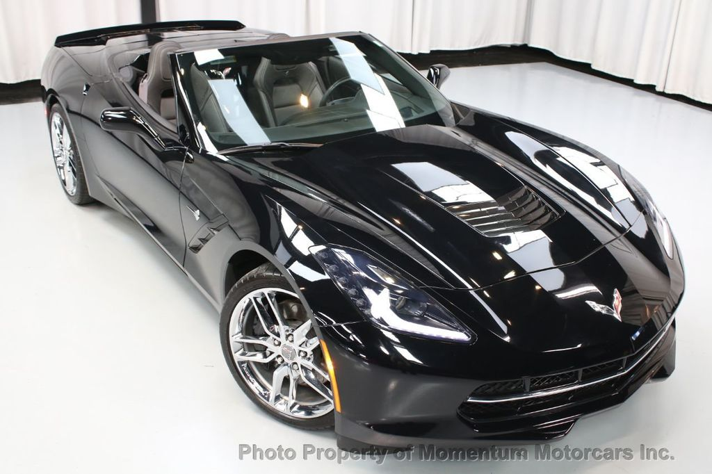2014 Used Chevrolet Corvette Stingray 2dr Z51 Convertible w/2LT at Momentum  Motorcars Inc  Serving Marietta, GA, IID 18884054