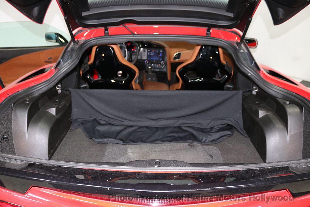 2014 Chevrolet Corvette Stingray 2dr Z51 Coupe w/1LT - 18236373 - 9