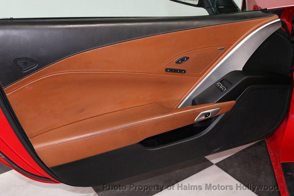 2014 Chevrolet Corvette Stingray 2dr Z51 Coupe w/1LT - 18236373 - 10