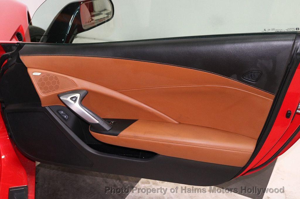 2014 Chevrolet Corvette Stingray 2dr Z51 Coupe w/1LT - 18236373 - 11