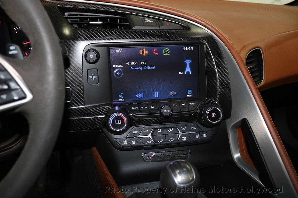 2014 Chevrolet Corvette Stingray 2dr Z51 Coupe w/1LT - 18236373 - 16