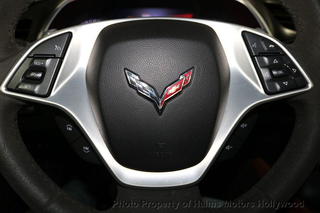 2014 Chevrolet Corvette Stingray 2dr Z51 Coupe w/1LT - 18236373 - 26