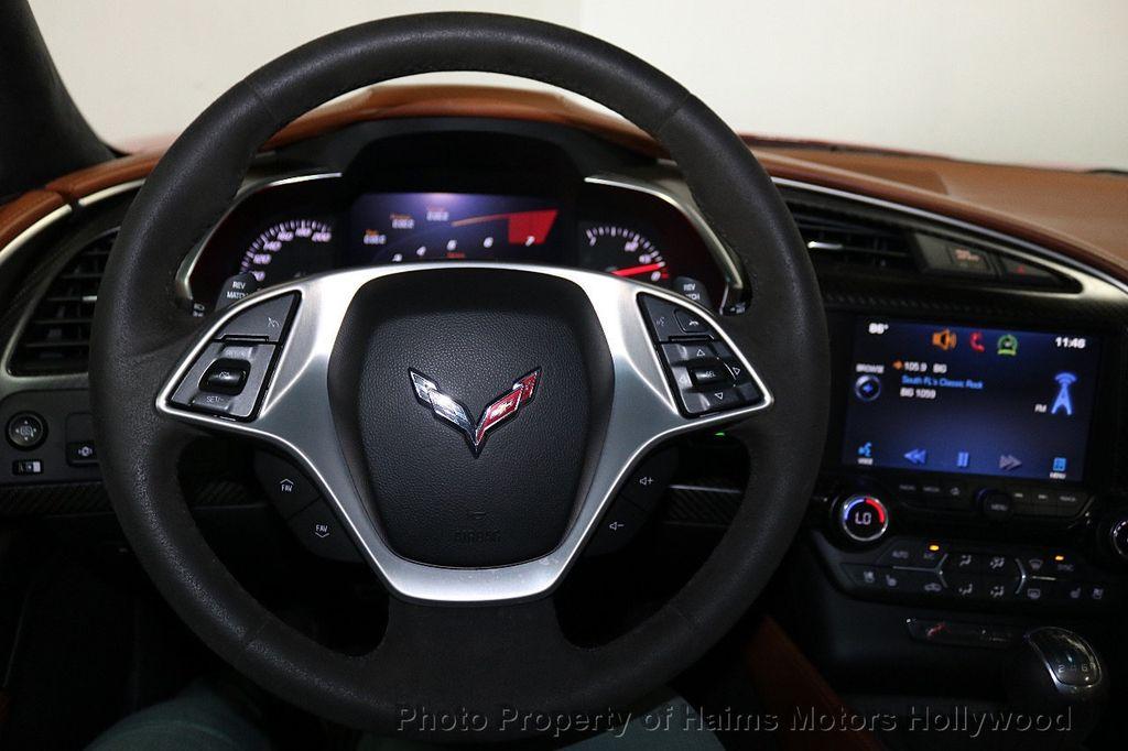 2014 Chevrolet Corvette Stingray 2dr Z51 Coupe w/1LT - 18236373 - 27