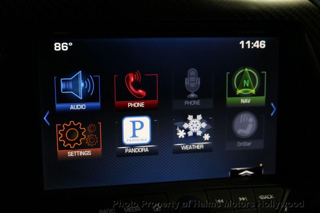 2014 Chevrolet Corvette Stingray 2dr Z51 Coupe w/1LT - 18236373 - 29
