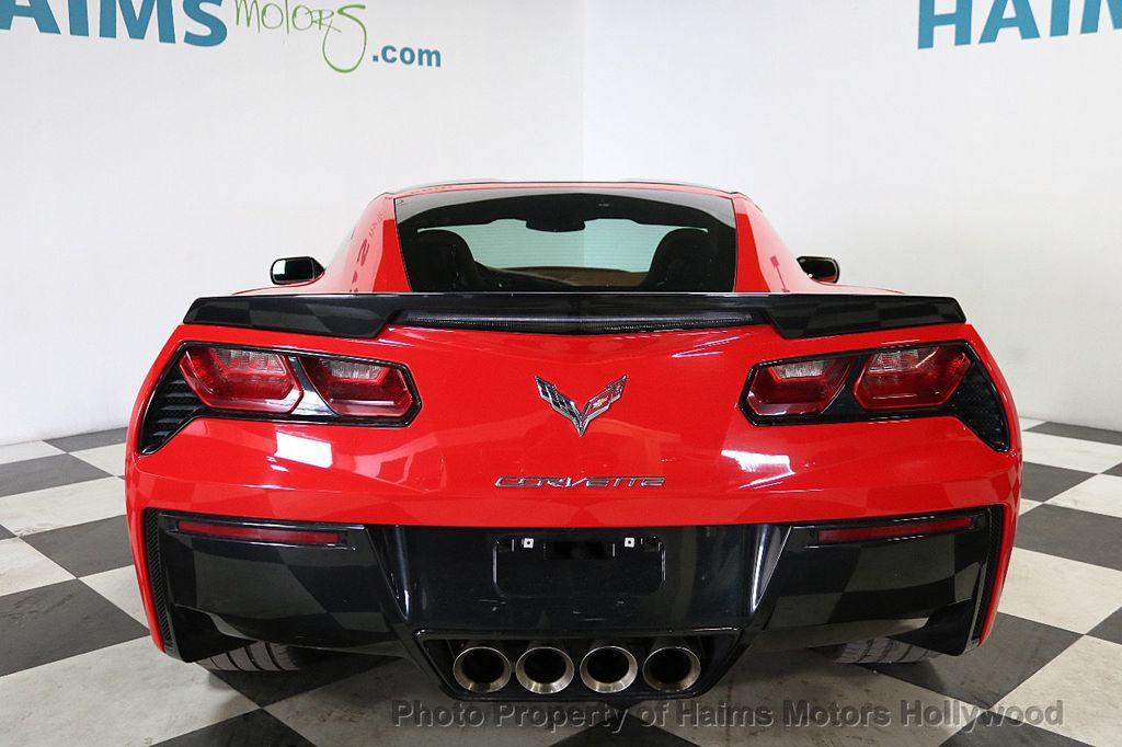 2014 Chevrolet Corvette Stingray 2dr Z51 Coupe w/1LT - 18236373 - 5