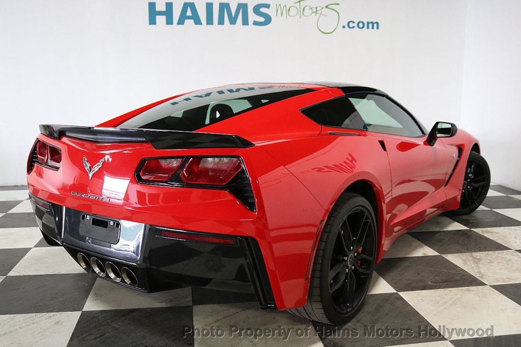 2014 Chevrolet Corvette Stingray 2dr Z51 Coupe w/1LT - 18236373 - 6