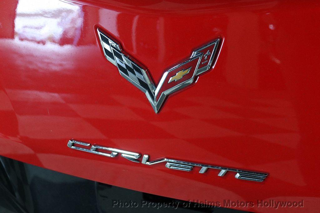 2014 Chevrolet Corvette Stingray 2dr Z51 Coupe w/1LT - 18236373 - 7