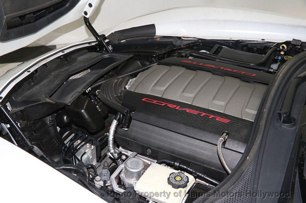 2014 Chevrolet Corvette Stingray 2dr Z51 Coupe w/2LT - 18575349 - 29