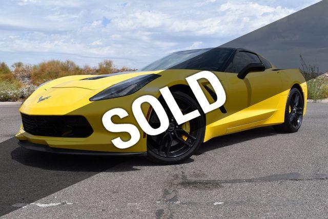 2014 Chevrolet Corvette Stingray 2dr Z51 Coupe w/3LT Coupe for Sale  Phoenix, AZ - $42,995 - Motorcar com