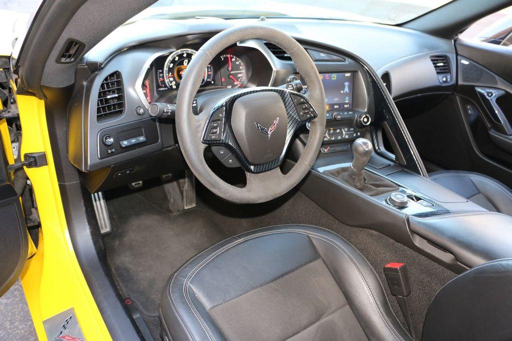 2014 Chevrolet Corvette Stingray 2dr Z51 Coupe w/3LT - 15281605 - 9