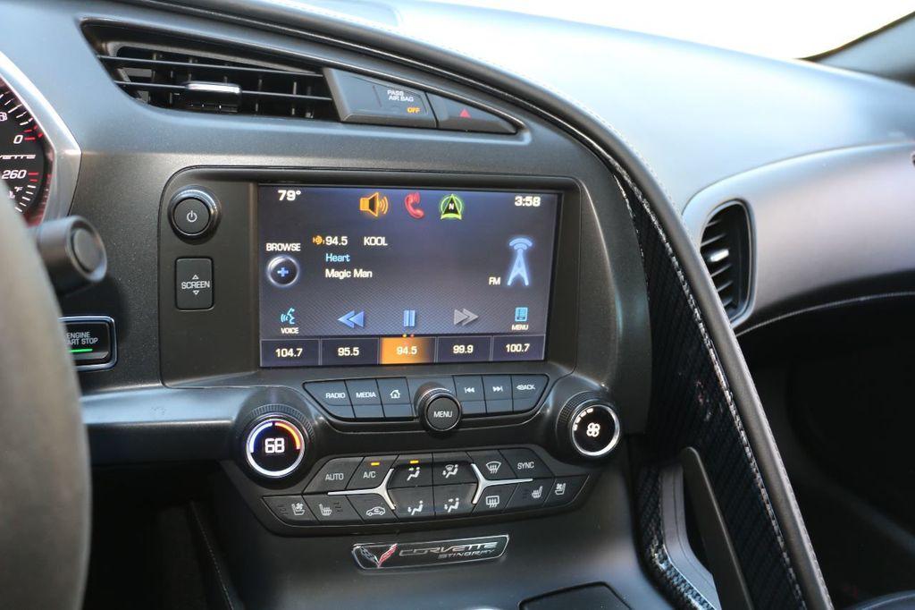 2014 Chevrolet Corvette Stingray 2dr Z51 Coupe w/3LT - 15281605 - 12