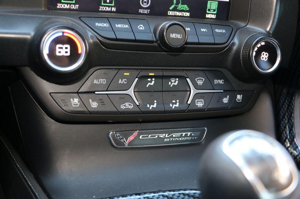 2014 Chevrolet Corvette Stingray 2dr Z51 Coupe w/3LT - 15281605 - 19