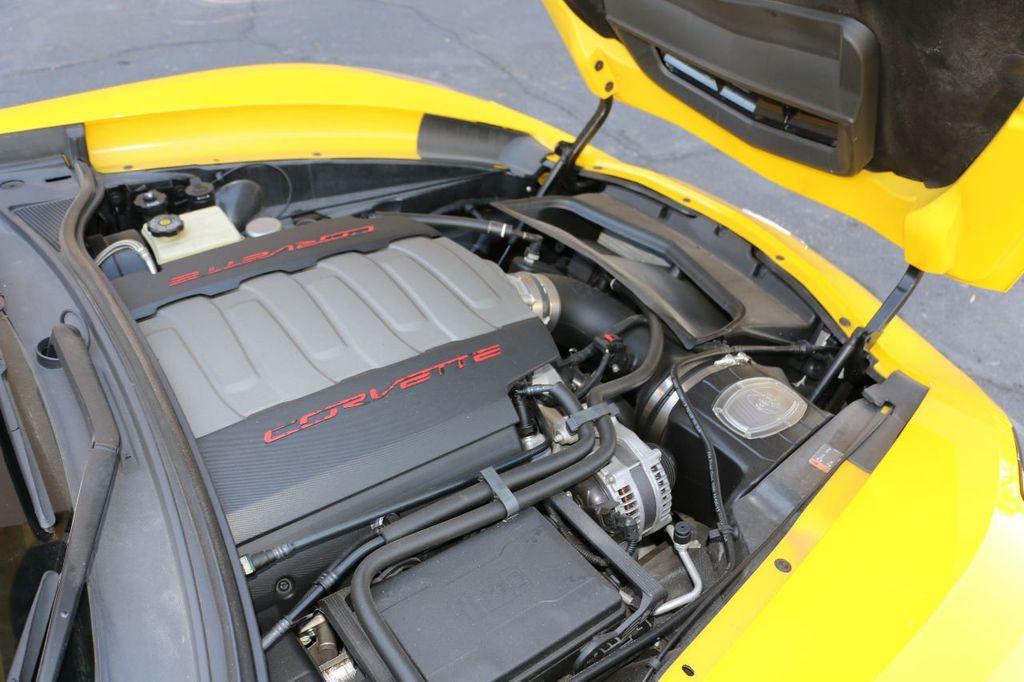 2014 Chevrolet Corvette Stingray 2dr Z51 Coupe w/3LT - 15281605 - 26