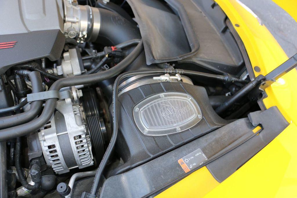 2014 Chevrolet Corvette Stingray 2dr Z51 Coupe w/3LT - 15281605 - 27