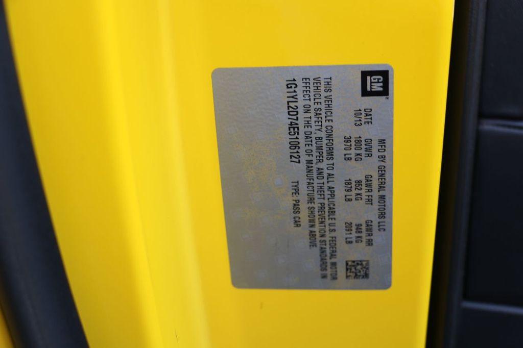 2014 Chevrolet Corvette Stingray 2dr Z51 Coupe w/3LT - 15281605 - 29