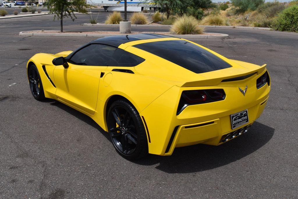 2014 Chevrolet Corvette Stingray 2dr Z51 Coupe w/3LT - 15281605 - 31