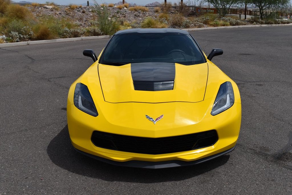 2014 Chevrolet Corvette Stingray 2dr Z51 Coupe w/3LT - 15281605 - 32