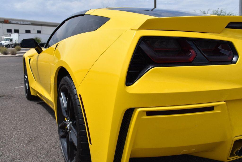 2014 Chevrolet Corvette Stingray 2dr Z51 Coupe w/3LT - 15281605 - 34