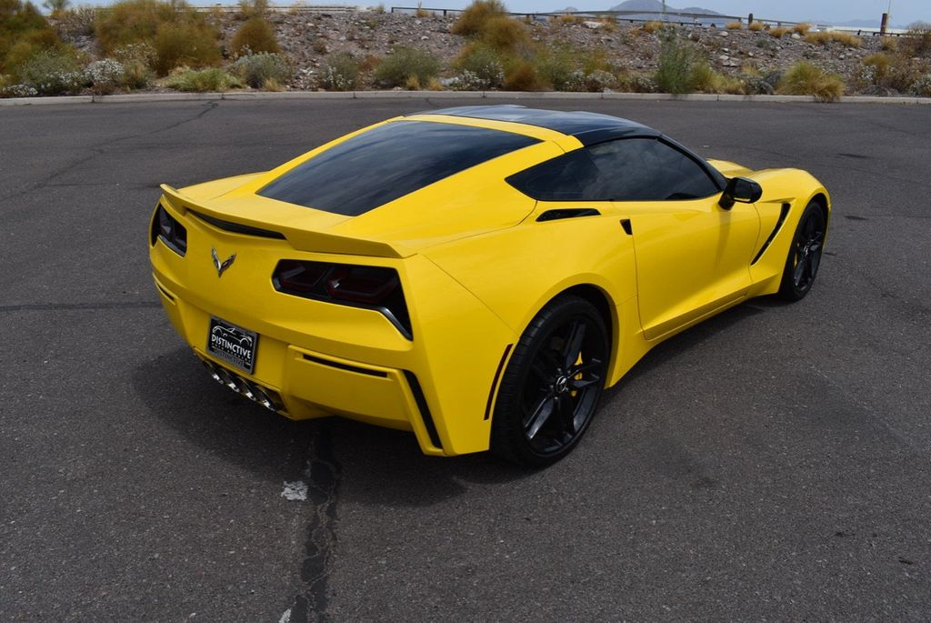 2014 Chevrolet Corvette Stingray 2dr Z51 Coupe w/3LT - 15281605 - 36