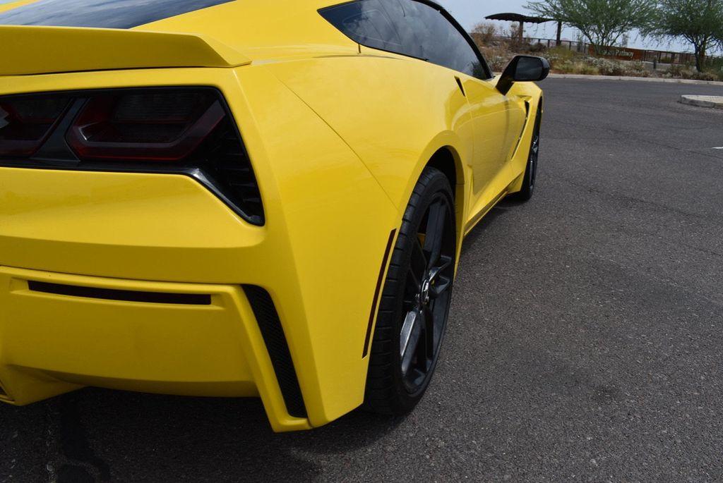 2014 Chevrolet Corvette Stingray 2dr Z51 Coupe w/3LT - 15281605 - 37