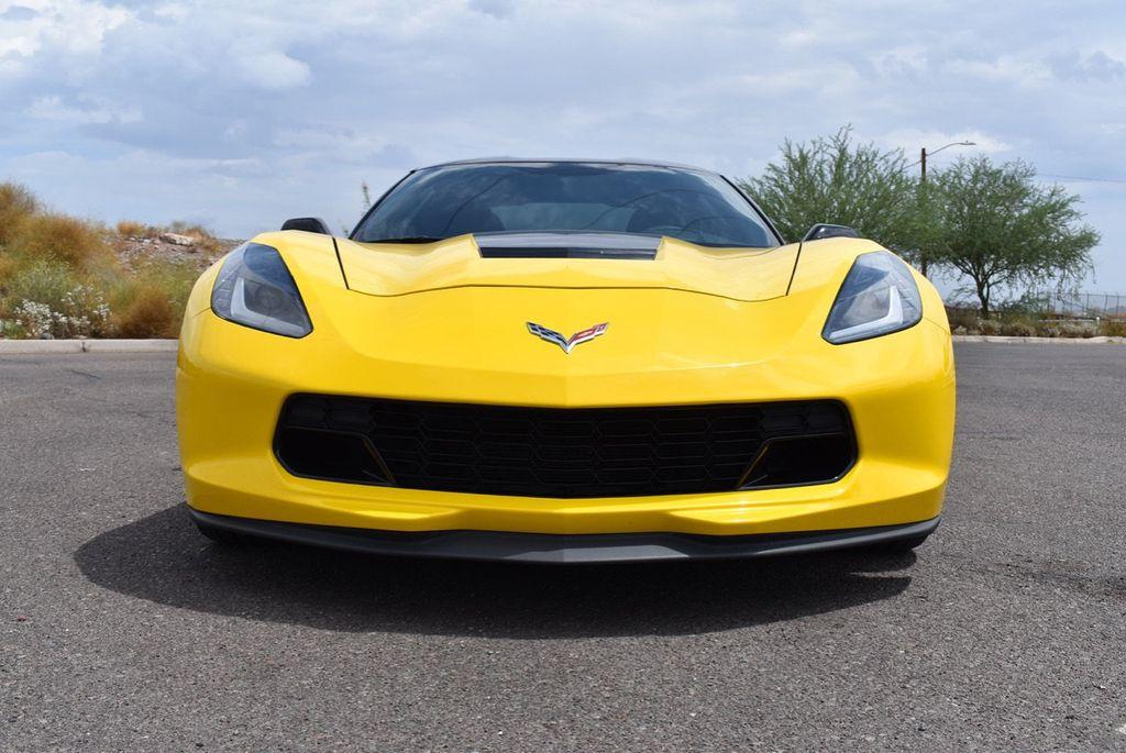 2014 Chevrolet Corvette Stingray 2dr Z51 Coupe w/3LT - 15281605 - 3