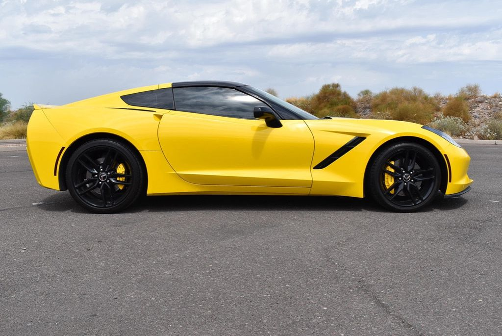 2014 Chevrolet Corvette Stingray 2dr Z51 Coupe w/3LT - 15281605 - 5