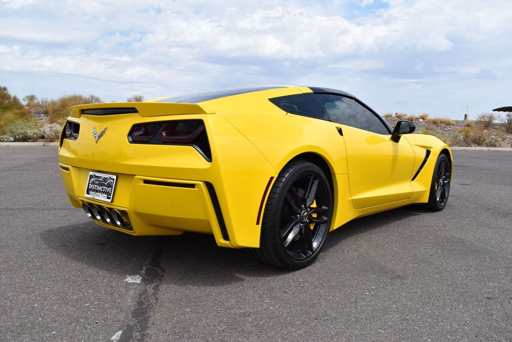 2014 Chevrolet Corvette Stingray 2dr Z51 Coupe w/3LT - 15281605 - 6
