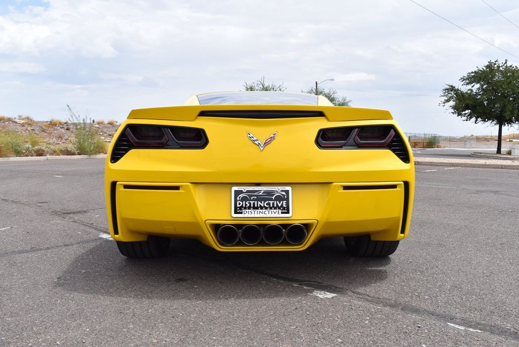 2014 Chevrolet Corvette Stingray 2dr Z51 Coupe w/3LT - 15281605 - 7