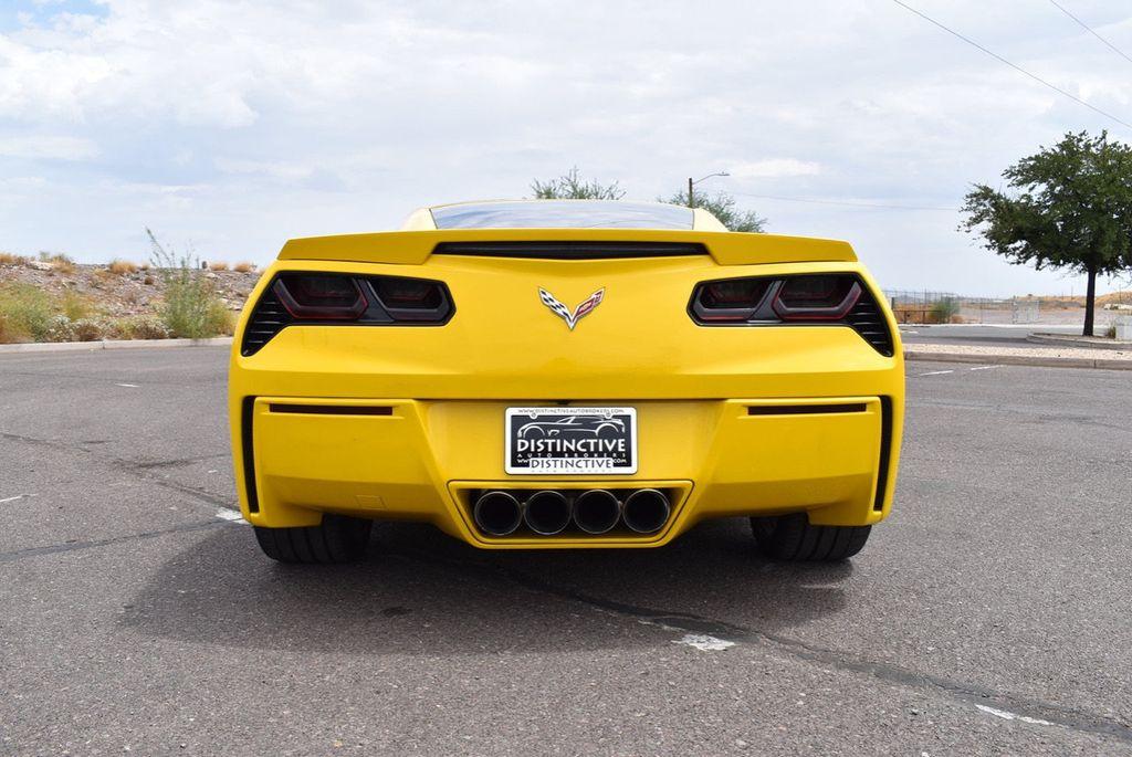 2014 Chevrolet Corvette Stingray 2dr Z51 Coupe w/3LT - 15281605 - 7
