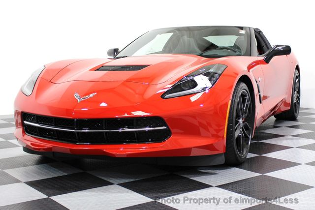 2014 Chevrolet Corvette Stingray CERTIFIED CORVETTE 2LT COUPE ZF1 APPEARANCE PACKAGE - 16676117 - 12